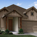 Harlach New Homes Community (image of potential home)