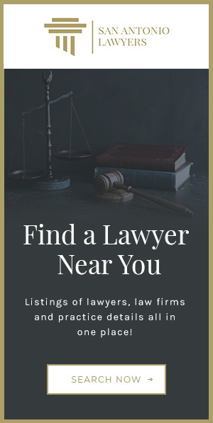 Ad for SanAntonioLawyers.com